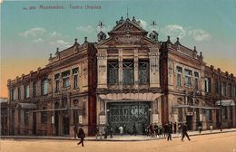MONTEVIDEO  - Teatro Urquiza - Uruguay