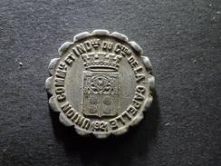 Fr Cantons De La Capelle 10 Cents 1921 - France
