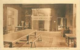 46 - Château De MONTAL, Près SAINT-CERE - Grande Salle Du Premier étage - Saint-Céré