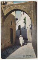 Tobruk - 1921 Da Tobruk A Roma - Libia