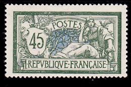 """""""Merson"""" N° 143 Neuf *  - Voir Verso & Descriptif - - 1900-27 Merson"""