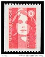 France Marianne Du Bicentenaire N° 2819 ** Briat Le TVP Roulette Rouge - 1989-96 Marianna Del Bicentenario