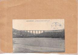 CHAMBORIGAUD - 30 - Le Viaduc Du Chemin De Fer P L M  - POIT - - Chamborigaud