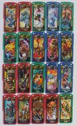 20 Japanese Butto Burst Bullets - Trading Cards