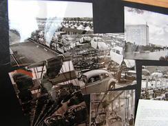 VW Käfer , Wolfsburg 16 Fotos Aus Der Fabrik Mit Text Ca. 1960 - PKW