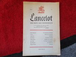 """Lancelot  """"Der Bote Aus Franckreich""""  Tome 2 / éditions De 1946 - Livres, BD, Revues"""