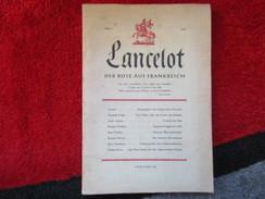 """Lancelot  """"Der Bote Aus Franckreich""""  Tome 1 / éditions De 1946 - Livres, BD, Revues"""