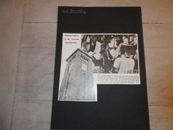 "Origineel Knipsel ( 488 ) Uit Tijdschrift  "" Ons Volk Ontwaakt ""  :  Sint - Amandsberg  ( Gent  Gand )   1934 - Ohne Zuordnung"