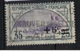 FRANCE      N° YVERT  :    166  ( 2 )         OBLITERE - France