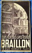 """Catalogue Des Vêtements Braillon, """"Aux Halles Centrales"""", 1935 - Publicités"""