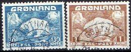 GREENLAND  # FROM 1938  STAMPWORLD 6-7 - Greenland