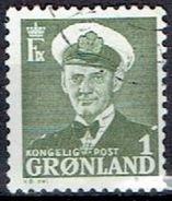 GREENLAND  # FROM 1950  STAMPWORLD 28 - Groenlandia