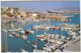 Piraeus: 'Peace And Friendship' Stadium (SEF Stadion) - Le Pittoresque Tourkolimanon, Boats/Ships - (Greece) - Stadions