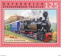 Austria - 2017 - 125 Years Of Stainz Railway - Mint Stamp - 2011-... Nuovi & Linguelle