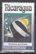 NICARAGUA    SCOTT NO. 1962 E    USED     YEAR  1993 - Nicaragua
