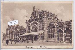 GRONINGEN- HOOFDSTATION - Groningen
