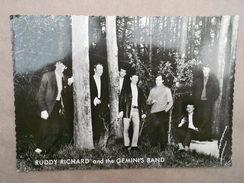 Ruddy Richard And The Gemini's Band  Balorkest Dendermonde Grembergen Boekingen Damstraat Hamme Durme 60tiger Jaren - Dendermonde