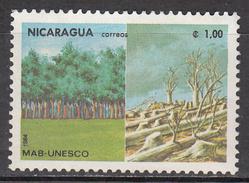 NICARAGUA    SCOTT NO. 1379     USED     YEAR  1984 - Nicaragua