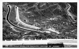 São Paulo - Via Anchieta - Trechos Da Serra - Brazil - São Paulo