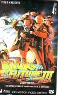 Télécarte Japon * BACK TO FUTURE III  (4109) STEVEN SPIELBERG *  JAPAN Phonecard * TK * CINEMA * KINO * MOVIE - Film