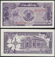 Sudan P 37 - 25 Piastres 1987 - UNC - Soudan