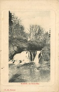CPA Blangis-La Chute D'eau    L2363 - Francia