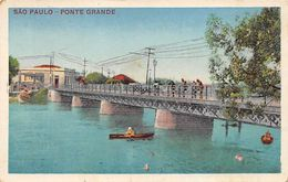 São Paulo - Ponte Grande - Brazil - São Paulo