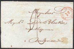 Belgique - Précurseur - 1848 - Sotteghem - Audenaerde - Sans Contenu - 1830-1849 (Belgique Indépendante)