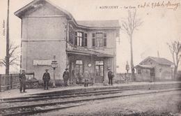 La Gare D'Eulmont-Agincourt à Dommartin-sous-Amance - Autres Communes
