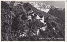 VADUZ - LE CHATEAU - N/C - Liechtenstein