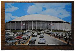 TX Texas HOUSTON Astrodome - Voitures Old Cars Chevrolet Coccinelle... - Houston