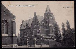 RENAIX - RONSE --- CURE DE SAINT MARTIN - Carte Vierge Animée - Renaix - Ronse