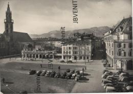 BOLZANO/BOZEN - Piazza Walter/Walterplatz (auto D'epoca) - Bolzano (Bozen)