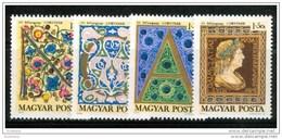 HUNGARY - 1970. 43rd Stampday Cpl.Set MNH! - Ungebraucht