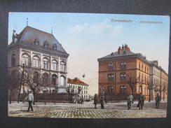 AK KORNEUBURG Kaserne 1913 //// D*27169 - Korneuburg