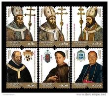 Portugal 2017 Mih. 4285/90 Archbishops Of Braga MNH ** - 1910-... Republic