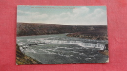 Crooked Falls Of The Missouri River  Montana > Great Falls     Ref 2697 - Great Falls