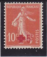 """""""Croix-Rouge"""" N° 146 Neuf ** - Voir Verso & Descriptif - - Neufs"""