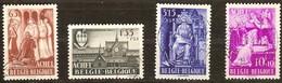 Belgie Belgique 1948 OCBn° 773-776 (°) Used Oblitéré Cote 13,00 Euro - Belgien