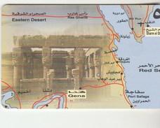Egypt - Map N. 05 - Qena - Aegypten