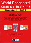 WORLD PHONECARD-RED-11.1 AFRICA 2 (G-N) - Télécartes