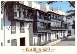 Canaries - La Palma - Santa Cruz De La Palma Balcones Típicos - Ediciones DAVID Barcelone Nº LPL020 - Neuve - 2118 - La Palma