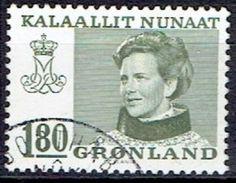 GREENLAND  # FROM 1978 STAMPWORLD  108 - Oblitérés