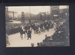 Bayern AK Beisetzungsfeier Des Bayr. Königspaares München 1921 Ungebraucht - Case Reali
