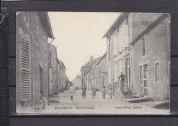 52 BOURMONT RUE ST NICOLAS - Bourmont