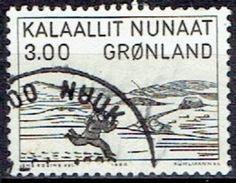 GREENLAND  # FROM 1980 STAMPWORLD  124 - Groenlandia