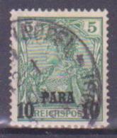 65-623 / D. POST In Der TURKEI - 1900/04  Reichspost   Mi 12  O - Ufficio: Turchia