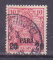 65-624 / D. POST In Der TURKEI - 1900/04  Reichspost   Mi 13 I  O - Ufficio: Turchia