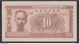 N.VIET NAM 1951  10 Dong  PICK N° 59  VF  N°00035958 - Vietnam