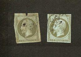 HB-P 282 France YT N°11 Napoléon III 1860 - Départ à 1% De La Cote ! - 1853-1860 Napoléon III